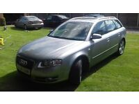 Audi A4 6 Speed and full service history