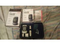 Tee2 blood glucose monitoring system