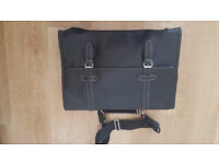 Leather Shoulder Business Messenger Bag Satchel Handbag