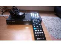 Talk talk youview box and cables