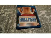 Blu-ray hall pass dvd