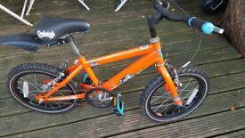 Children's bike Raleigh MX16