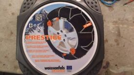 Snow Chains Weissenfels Clack and Go