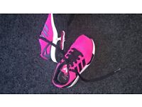 size 10 girls adidas trainers