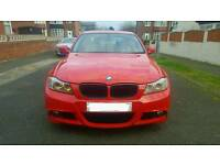 BMW 320d Facelift Individual Edition iDrive 55 Plate