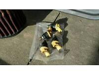 Subaru phase1 yellow injectors