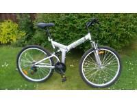 Bike ( foldable adult bike )