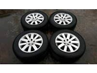 LAND ROVER DISCOVERY 2 3 4 ALLOY WHEELS 5X120 RANGE ROVER SPORT VOGUE 18 INCH VW T5 T6 TRANSPORTER