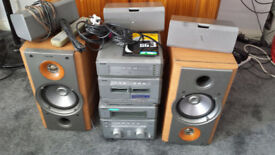 Sony Stereo - untested