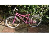Used bike in good condition.