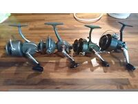 Four course fishing reels for sale