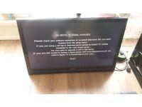 "Hitachi 42"" Full HD 1080p Freeview LCD TV £90"
