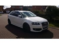 AUDI S3 2.0 Manual Turbo, NEW ENGINE + MORE