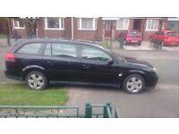 Vauxhall vectra estate 1.9 Diesel 120000 miles 7 months MOT....