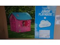 Childrens Outdoor Playhouse - Brand New Boxed (Pink)