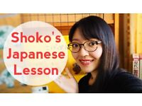【Summer discount!】 Online Japanese lesson with professional tutor 【Trial lesson is Free 】