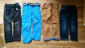 Bundle of Boys NEXT Jeans size 3 & 4
