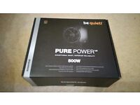 500W BeQuiet Pure Power L8 power supply