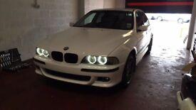 BMW 528i Gloss White|LPG| price drop