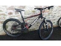 GIANT Anthem X3 26in mountain bike medium