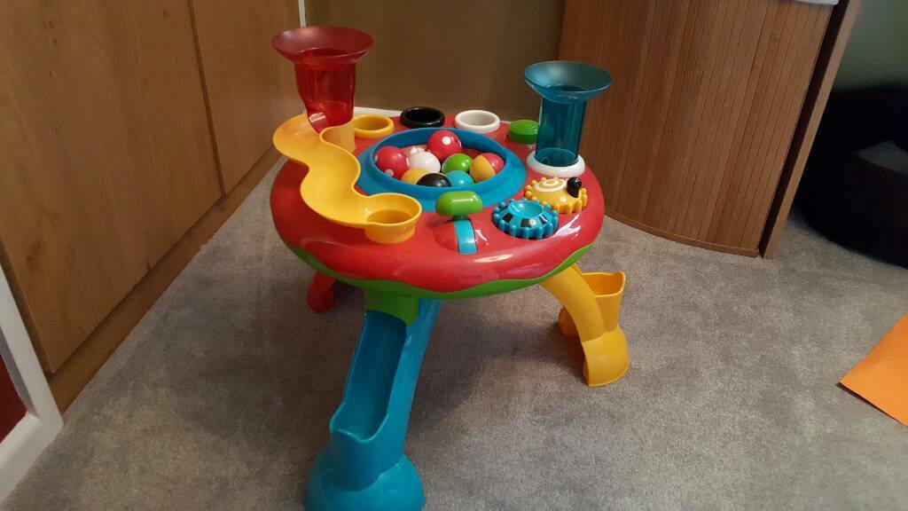 Early Learning Centre Ball Table