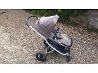Britax Affinity Travel System - Pushchair / Carry Cot