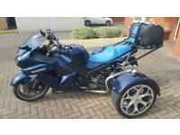2007 Kawasaki ZZR 1400 Trike