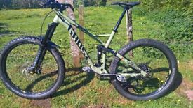 quick sell enduro ghost hamr