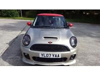 ****Stunning Mini Cooper S in Sparkling Silver colour For Sale****
