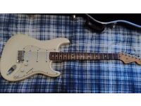 Fender USA Stratocaster 2004-5 Olympic White