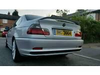 BMW 323 2.5 3 SERIES MANUAL 12 MONTHS MOT EXCELLENT