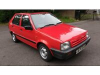 1992 Nissan Micra LX 1.2 Automatic Petrol 37,000 miles, Full History, 2 owners
