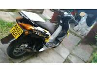 Honda x8r x 50 cc moped