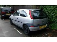 Must go today Vauxhall Corsa elegance 1.2 2DR
