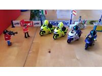 Playmobil Motor Bike Grand Prix