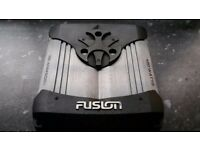 Fuzion car amplifier 450w in good used condition!can deliver or post!