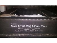 Large wall or floor tiles