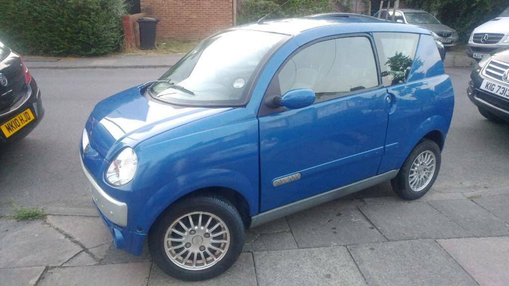 Aixam a751 0 5l petrol 2005 in wembley london gumtree - Aixam coupe s for sale uk ...