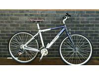 HYBRID GENTS TOWN BIKE Giant Expression 19'inch