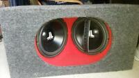 Subwoofer double