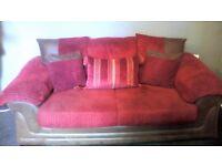 SCS 3+1 Seater Sofa