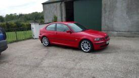 BMW 316TI compact 2004