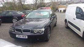 04 BMW 730D SE AUTOMATIC