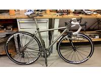 Sabbath Sportive Titanium Road Bike with Dura Ace 7900/9000 and Mavic Wheelset,Carbon Forks,giant