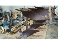 Lemken 3 Furrow Reversible Plough