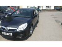 Vauxhall vectra Black