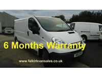 Vauxhall Vivaro 2.0 CDTi 2900 Panel Van 4dr LWB