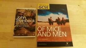 Of Mice and Men+ York Notes
