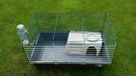 Guinea Pig, Hamster, Rodent Cage