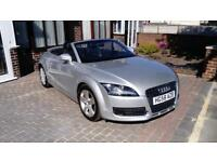 Audi TT Quattro convertible, 54,000 showroom condition!